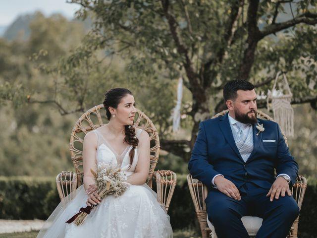 La boda de Bruno y Veronica en Mondoñedo (Casco Urbano), Lugo 22