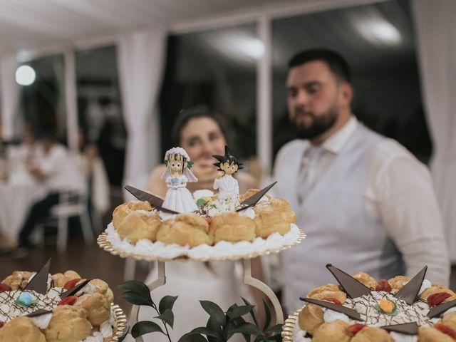 La boda de Bruno y Veronica en Mondoñedo (Casco Urbano), Lugo 27