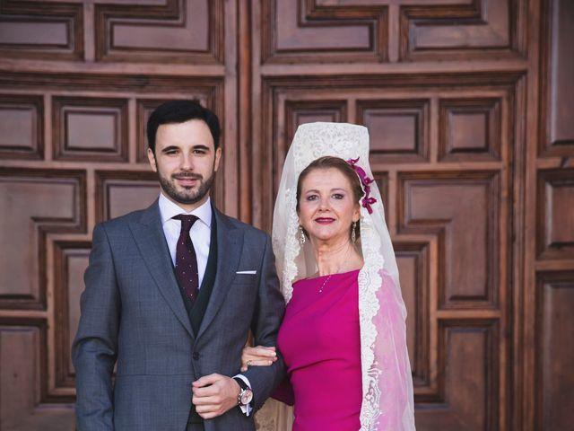 La boda de Belén y Víctor en Málaga, Málaga 36
