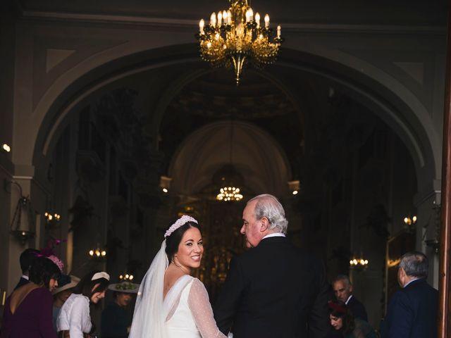 La boda de Belén y Víctor en Málaga, Málaga 38