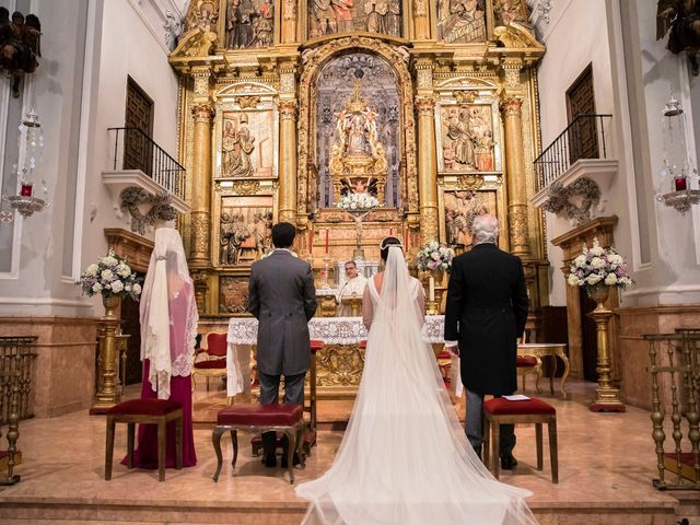 La boda de Belén y Víctor en Málaga, Málaga 40