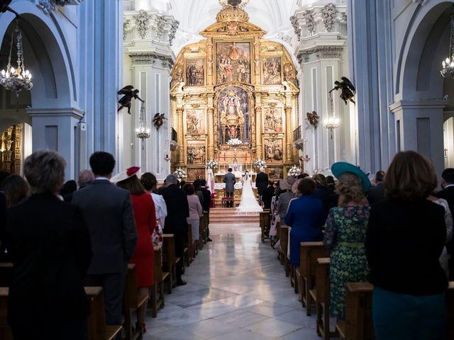 La boda de Belén y Víctor en Málaga, Málaga 41