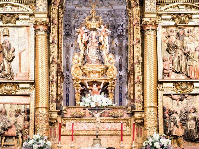 La boda de Belén y Víctor en Málaga, Málaga 42