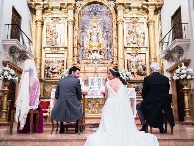 La boda de Belén y Víctor en Málaga, Málaga 43