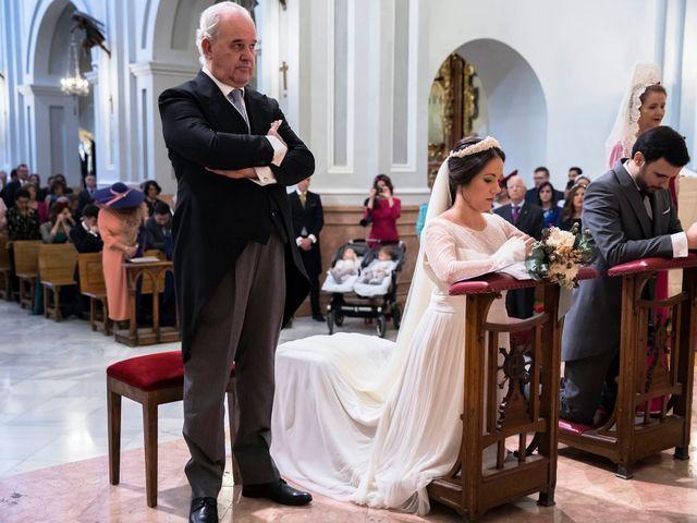 La boda de Belén y Víctor en Málaga, Málaga 44
