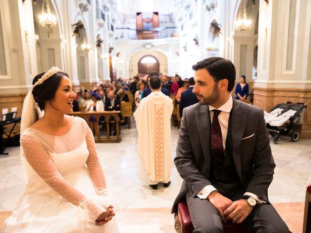 La boda de Belén y Víctor en Málaga, Málaga 45