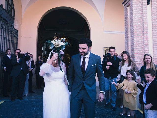 La boda de Belén y Víctor en Málaga, Málaga 49
