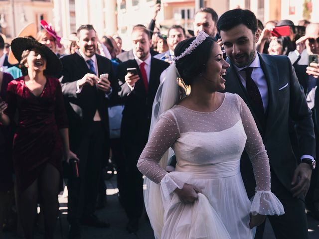 La boda de Belén y Víctor en Málaga, Málaga 50