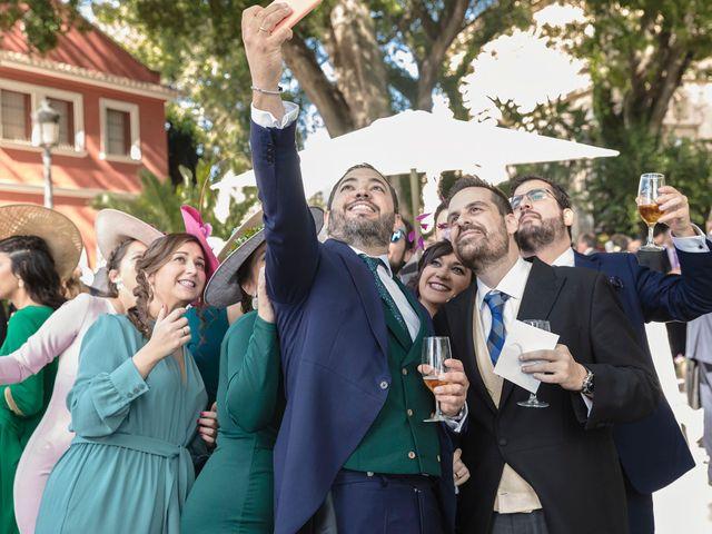 La boda de Belén y Víctor en Málaga, Málaga 55