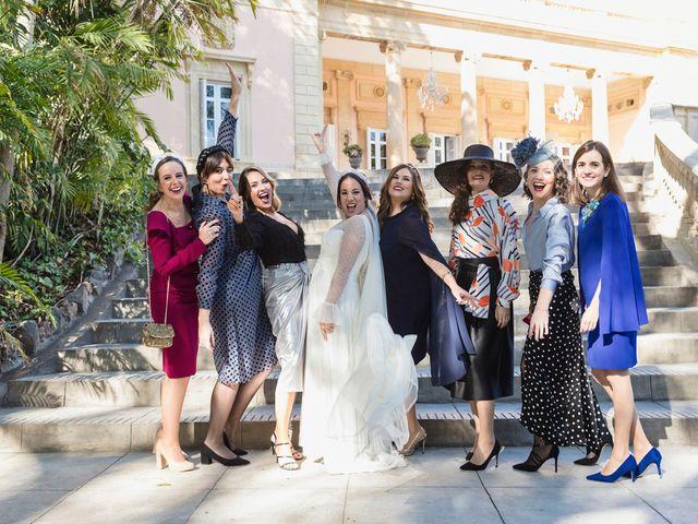 La boda de Belén y Víctor en Málaga, Málaga 57