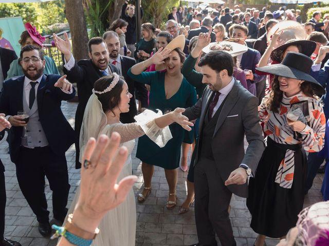 La boda de Belén y Víctor en Málaga, Málaga 58