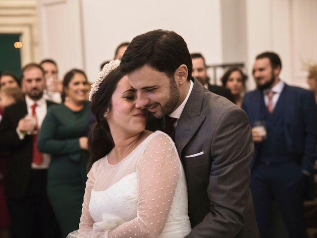La boda de Belén y Víctor en Málaga, Málaga 65