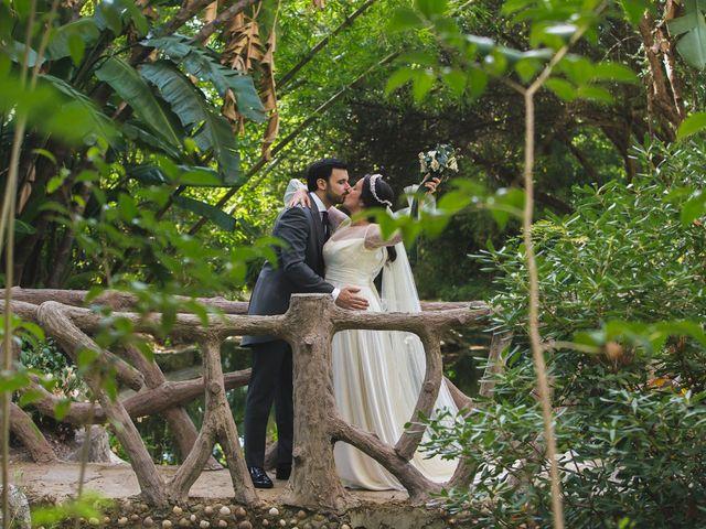 La boda de Belén y Víctor en Málaga, Málaga 79