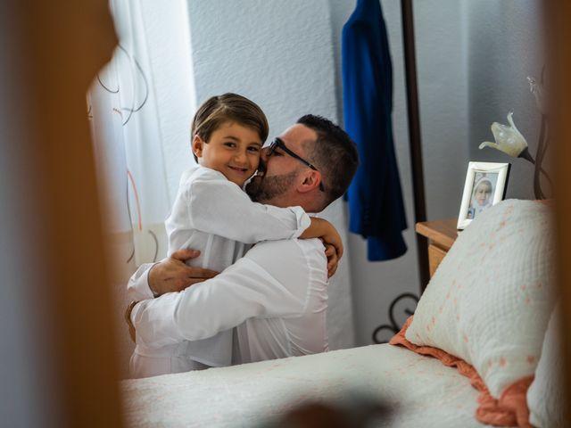 La boda de Jennifer y Fran en Cartagena, Murcia 6