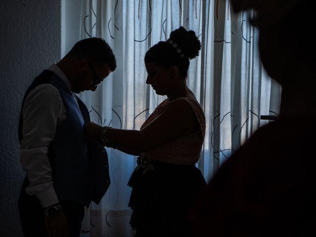 La boda de Jennifer y Fran en Cartagena, Murcia 7