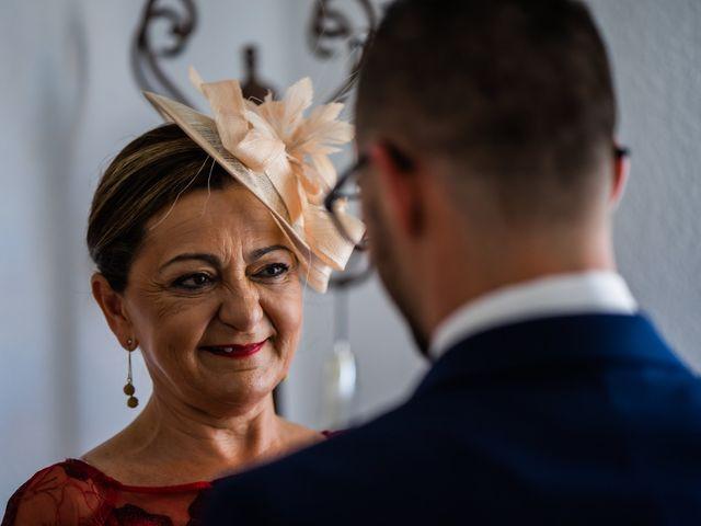 La boda de Jennifer y Fran en Cartagena, Murcia 9