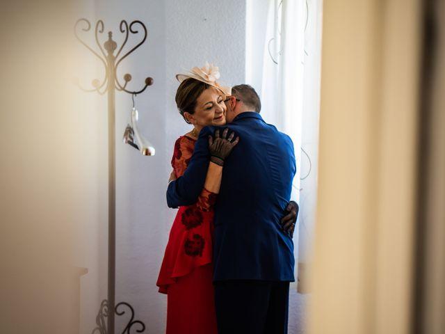 La boda de Jennifer y Fran en Cartagena, Murcia 10