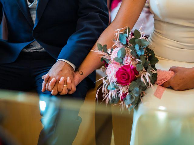 La boda de Jennifer y Fran en Cartagena, Murcia 35