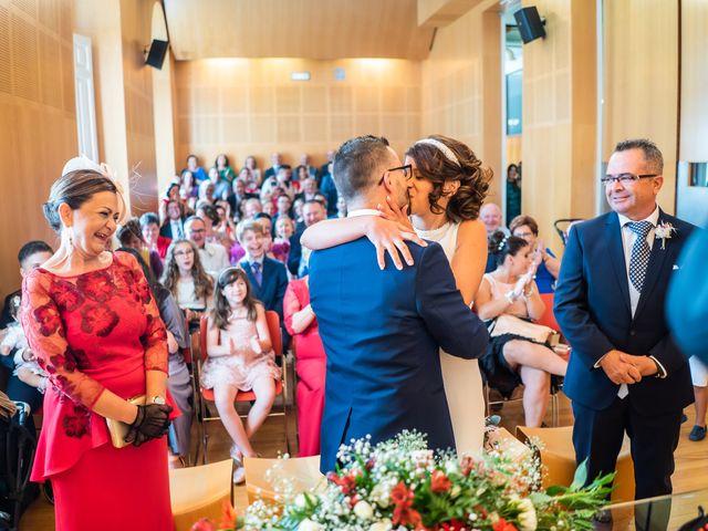 La boda de Jennifer y Fran en Cartagena, Murcia 36