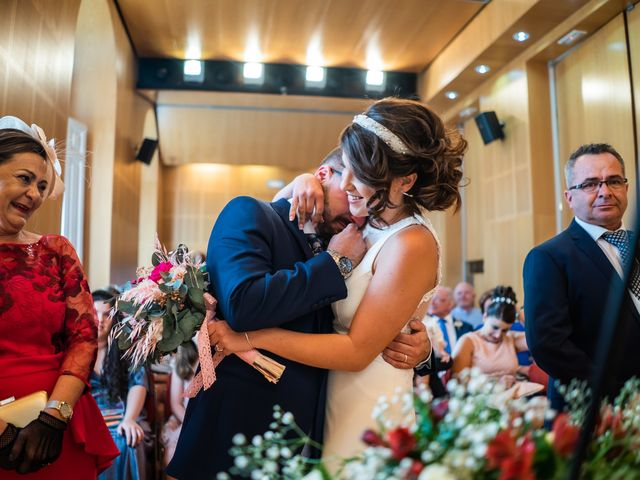 La boda de Jennifer y Fran en Cartagena, Murcia 37