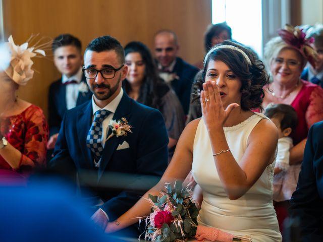 La boda de Jennifer y Fran en Cartagena, Murcia 38