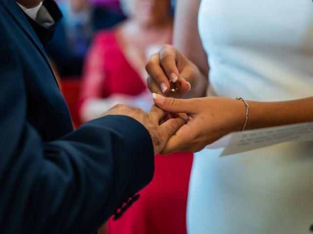 La boda de Jennifer y Fran en Cartagena, Murcia 39