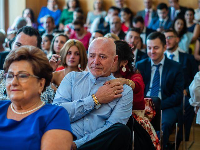 La boda de Jennifer y Fran en Cartagena, Murcia 40