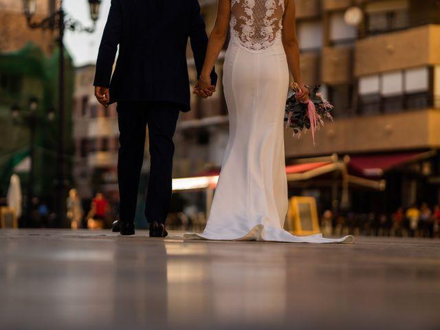 La boda de Jennifer y Fran en Cartagena, Murcia 41
