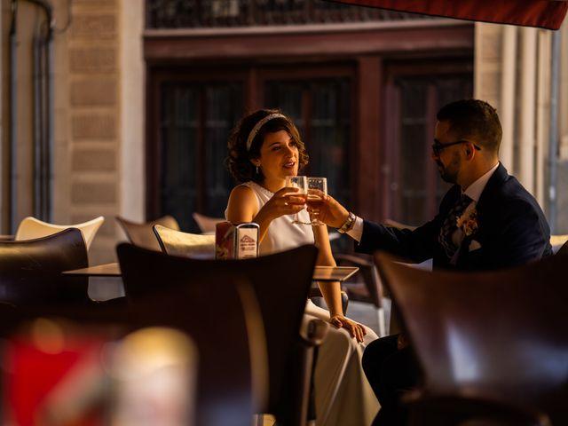 La boda de Jennifer y Fran en Cartagena, Murcia 43