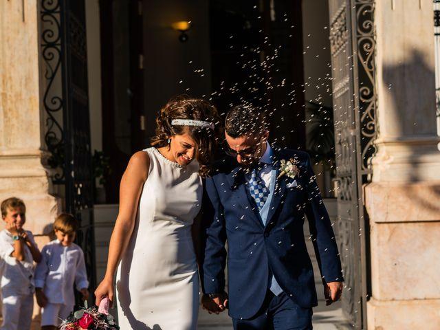 La boda de Jennifer y Fran en Cartagena, Murcia 44