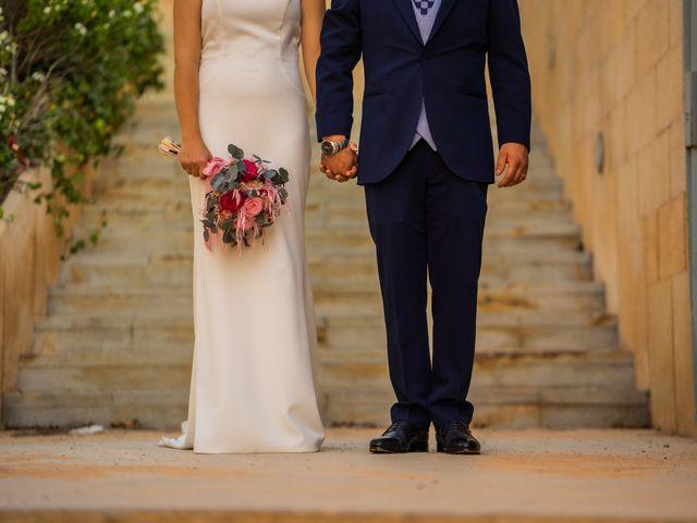 La boda de Jennifer y Fran en Cartagena, Murcia 45