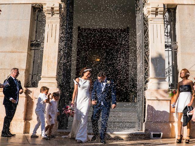 La boda de Jennifer y Fran en Cartagena, Murcia 46
