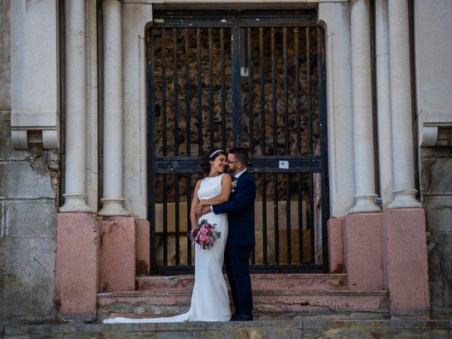 La boda de Jennifer y Fran en Cartagena, Murcia 47
