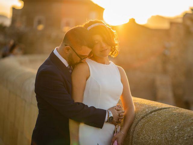 La boda de Jennifer y Fran en Cartagena, Murcia 56
