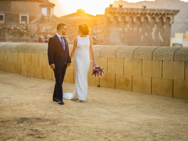 La boda de Jennifer y Fran en Cartagena, Murcia 57