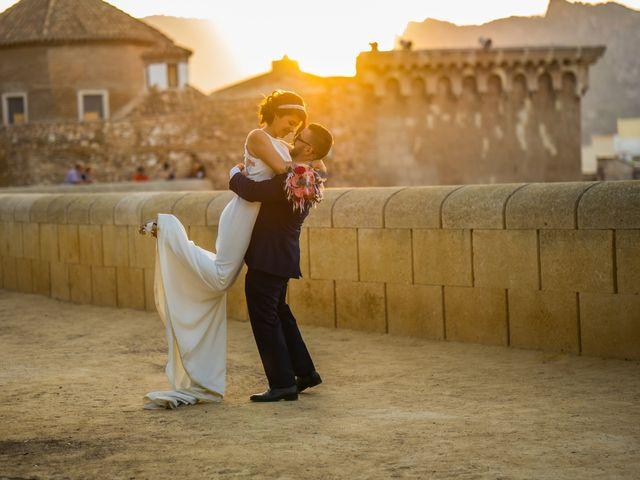 La boda de Jennifer y Fran en Cartagena, Murcia 1