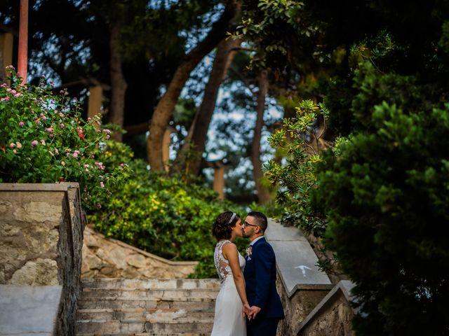 La boda de Jennifer y Fran en Cartagena, Murcia 59