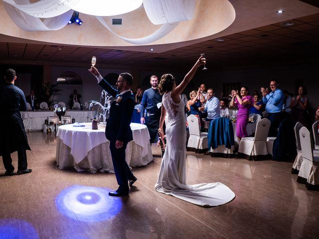 La boda de Jennifer y Fran en Cartagena, Murcia 64