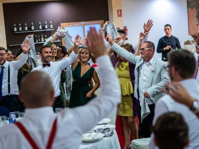 La boda de Jennifer y Fran en Cartagena, Murcia 66
