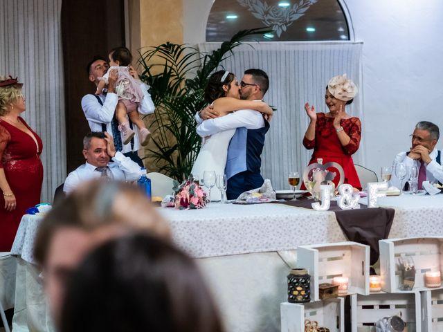 La boda de Jennifer y Fran en Cartagena, Murcia 67