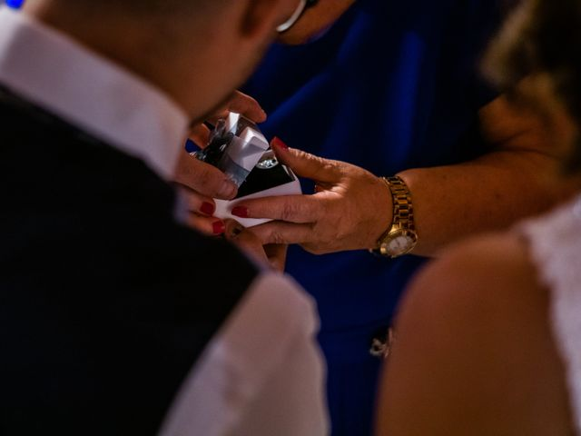 La boda de Jennifer y Fran en Cartagena, Murcia 69