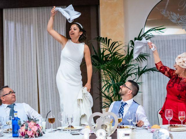 La boda de Jennifer y Fran en Cartagena, Murcia 70