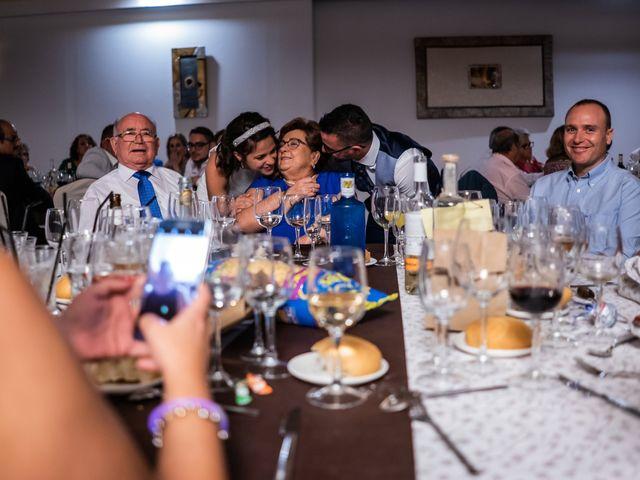 La boda de Jennifer y Fran en Cartagena, Murcia 71