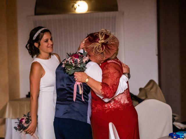 La boda de Jennifer y Fran en Cartagena, Murcia 76