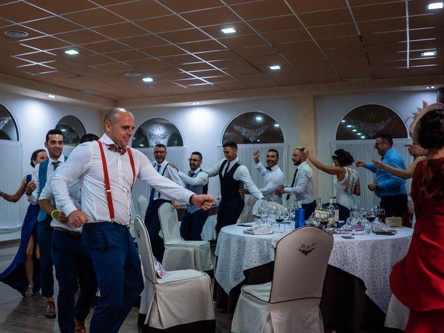 La boda de Jennifer y Fran en Cartagena, Murcia 77