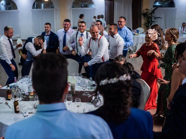 La boda de Jennifer y Fran en Cartagena, Murcia 78
