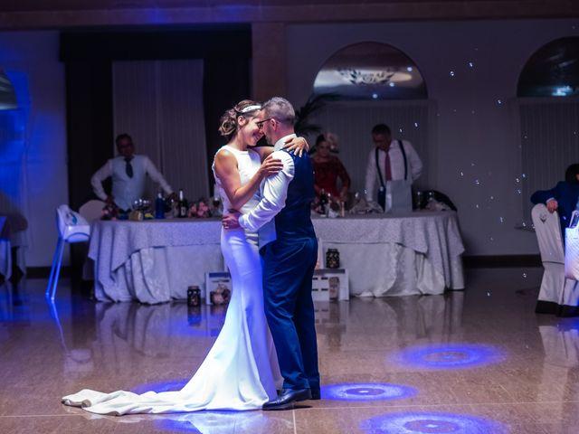 La boda de Jennifer y Fran en Cartagena, Murcia 79