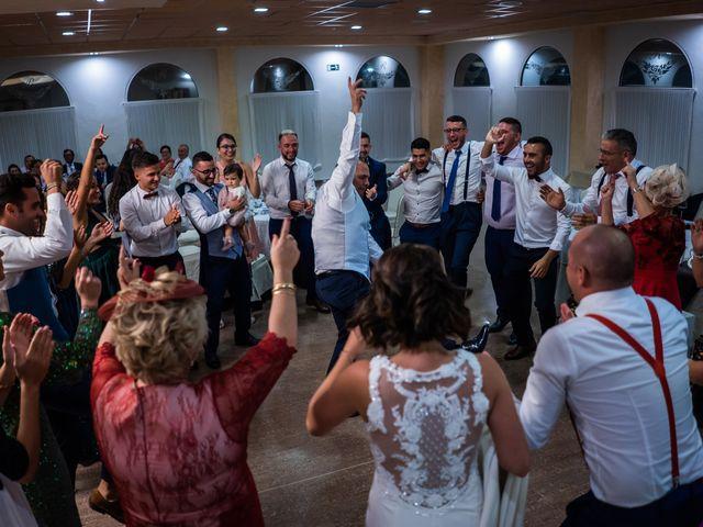 La boda de Jennifer y Fran en Cartagena, Murcia 82