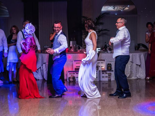 La boda de Jennifer y Fran en Cartagena, Murcia 83