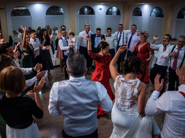 La boda de Jennifer y Fran en Cartagena, Murcia 84